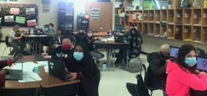 Mrs. Horton's 5th Grade Class