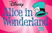 DVD'S OF THE SYMMES PLAYERS ALICE IN WONDERLAND, JR.