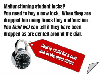 Lock Replacement Policy: