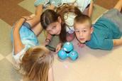 Kindergarten Robot Fun!
