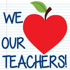 2019-2020 Teacher Appreciation Week