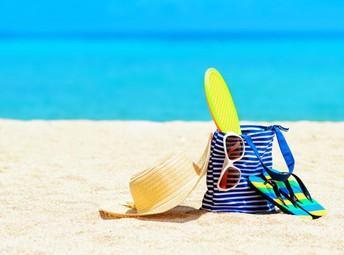 6/10 WEDNESDAY: BEACH DAY!