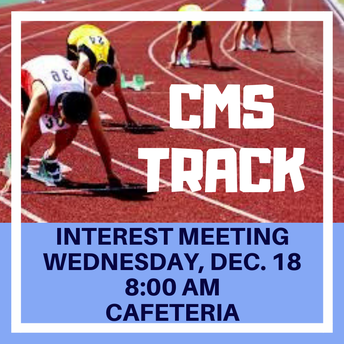 CMS TRACK INFORMATION