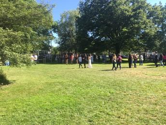 Seniors at Wickersham Park