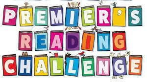 Premier's Reading Challenge 2021