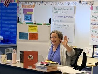 Congratulations Mrs. Hawthorne!