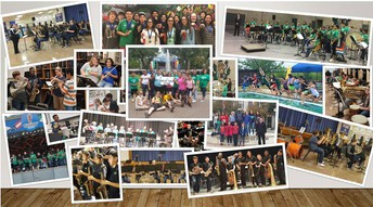 "Lake Air Montessori Band ""Petting Zoo"" on Tuesday Feb 13th"