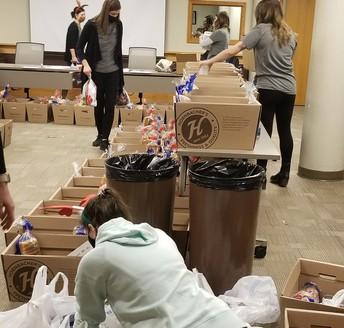 Meal Basket Distribution