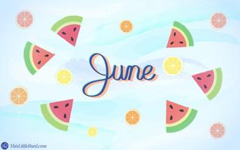 Principal Points- June