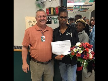 Employee of the Month - LaToya O'Bryant