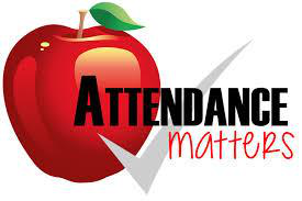IMPORTANT ATTENDANCE REMINDERS