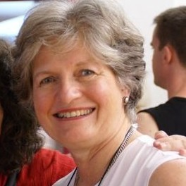 Professora convidada: Dra. Sandra Nash