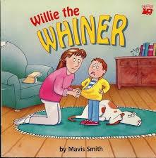 Sawyers/Sherlocks: Willie The Whiner by Mavis Smith