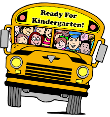 school bus filled with children