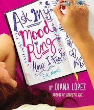 Ask My Mood Ring How I Feel by Diana Lopez
