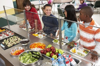 Breakfast and Lunch at RCES