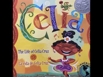 ¡Esta semana leeremos sobre la vida de Celia Cruz!