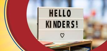 Reminder: Register for Kindergarten