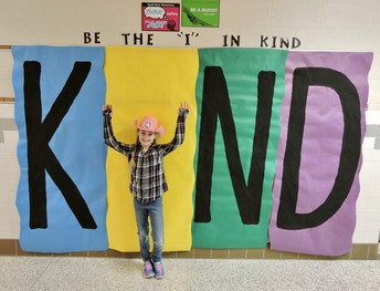 Round Up Some Kindness!