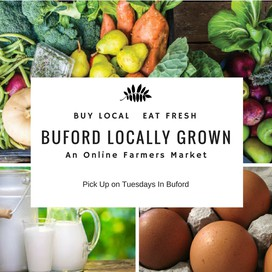 Nora Lea (Buford Locally Grown & Suwanee Whole Life Co-op)