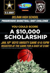 Progressive Basketball Shot Challenge