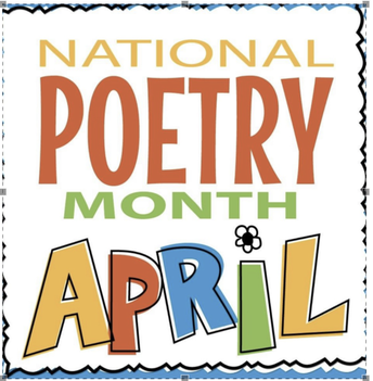 April is National Poetry Month!