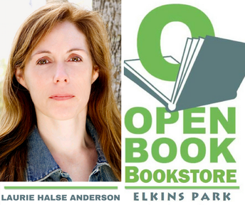 New York Times Best-selling Author Laurie Halse Anderson Donates Writing Class Proceeds To Cheltenham High School English Department