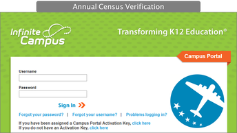 Census Verification for New Student Information System Coming Soon