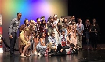 Theater advances to Bi-District Competition
