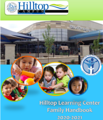 Click the image for the Hilltop Family Handbook