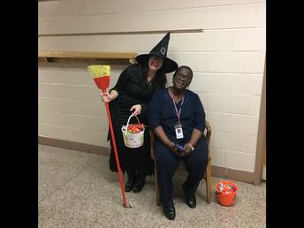Our 2nd grade team; missing Mr. Evans & Mrs. Walsh