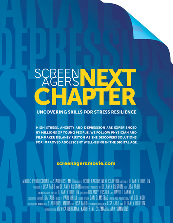 16. Screenagers Next Chapter | January 28th @ 5:30PM