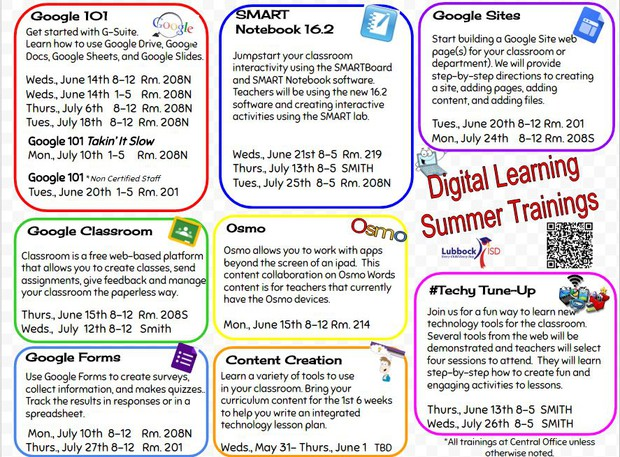 Digital Learning News | Smore Newsletters
