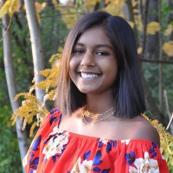 Congratulations to MHS senior Anoushka Prasad!