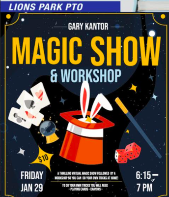 PTO Connections Magic Show