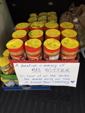 Thank you from the Macedon Food Pantry