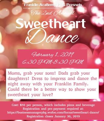 Sweetheart Dance 2/1