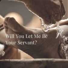 Let Me Be Your Servant