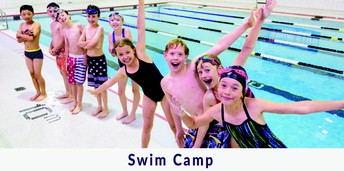 Spring Break Swim Camps!