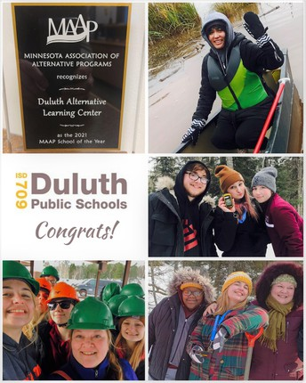State Award for Duluth ALC