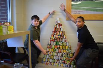"""Junior/Senior """"Christmas Tree"""""""