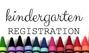 Pre-K & Kindergarten Registration