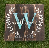 Enjoy a night out and create a personalized pallet