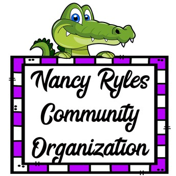 NRCO NEWS (Nancy Ryles Community Organization)