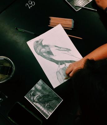 Ms. Yann's Classroom Student Art