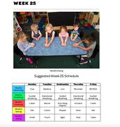Mindful Classrooms--Week 25