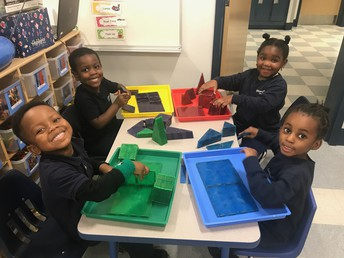 All smiles here in PreK-B!