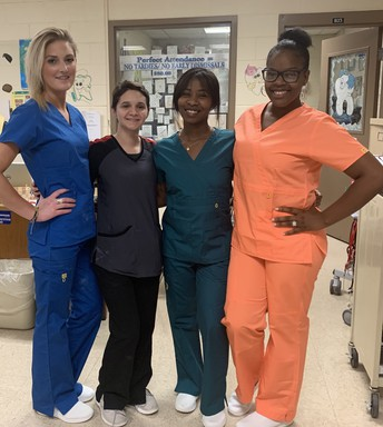 Dental Students Ready to Work
