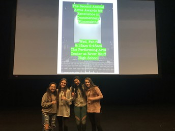 Gators of the Week:  Junior Expedition Celebration of Learning Selects Film Winners
