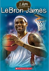 I am LeBron James by Grace Norwich